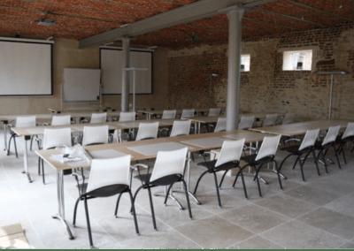 Salle Ferme de Grindael