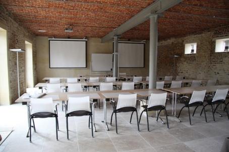 Grande salle Ferme de Grindael